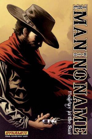 TNMWNNvol2TPBCovIsanove ComicList: Dynamite Entertainment for 01/27/2010