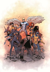 X-Men_Gold_Coipel_Cover Celebrate 50 Years Of X-Men with the 50 Greatest X-Men of All-Time