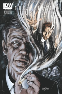 XFiless10_19_cvrRI ComicList: IDW Publishing New Releases for 12/03/2014
