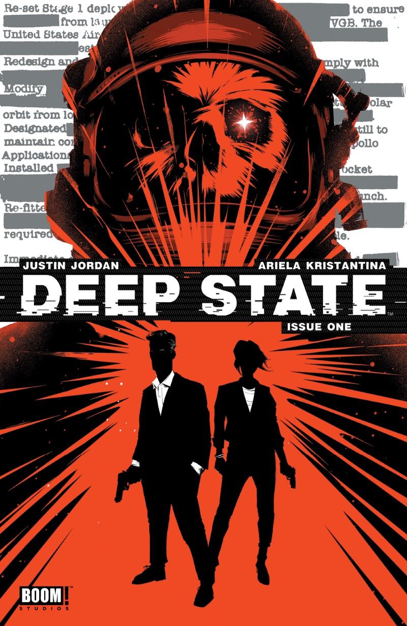 11e8cdd9-2961-431b-a0fc-d5e9adf2614d BOOM! Studios original DEEP STATE #1 earns 2nd printing