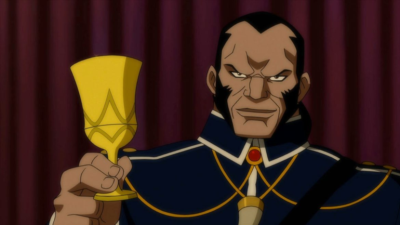 1327957652 Smallvilles' Phil Morris returns as Vandal Savage in JUSTICE LEAGUE: DOOM