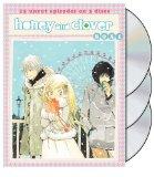 51wShLZrn4L._SL160_ VIZ Media Delivers HONEY AND CLOVER Special Uncut DVD Box Set
