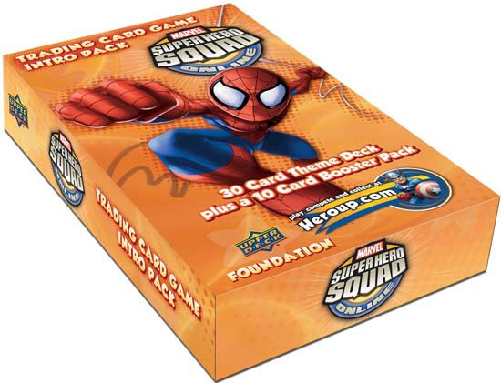 64709_309540952439277_147393155320725_859298_1332279896_n New Super Hero Squad trading card game announced by Upper Deck