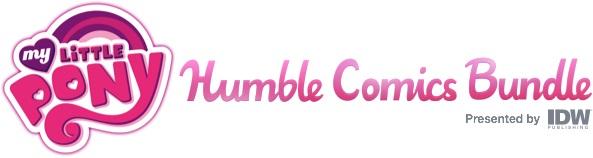 6f63054e-928d-41f5-be58-d6151b44d9f0 IDW and Hasbro Humbly Bundle MY LITTLE PONY