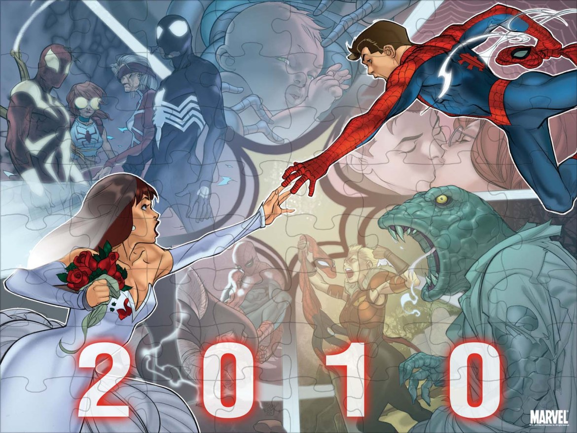 ASM_2010_05 Will The Fantastic Four and Spider-Man Survive 2010?