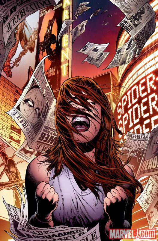 ASM_639_JoeQuesadaVariant Quesada ONE MOMENT IN TIME variant cover revealed