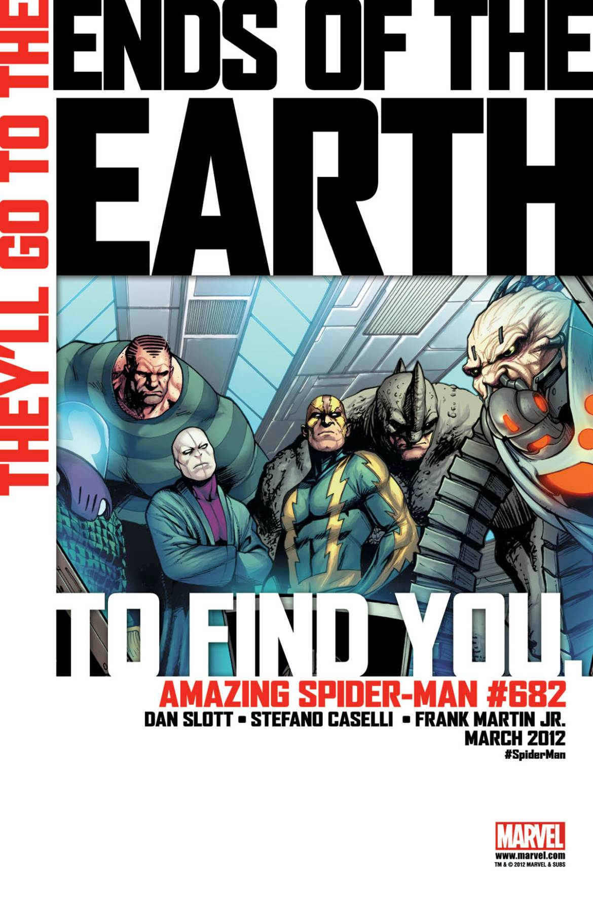 ASM_EndsOfTheEarth1 Mysterio takes Spider-Man to THE ENDS OF THE EARTH