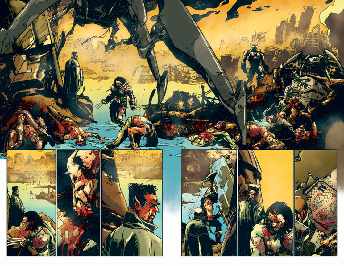 AgeOfApocalypse_1_Preview1 First Look at AGE OF APOCALYPSE #1