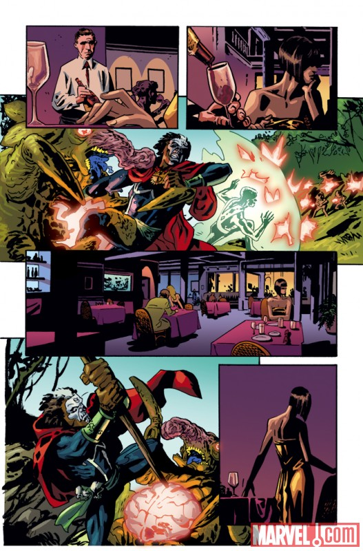 AgeofHeroes_01_Preview4 Age Of Heroes #1 ushers in a new Marvel Universe era