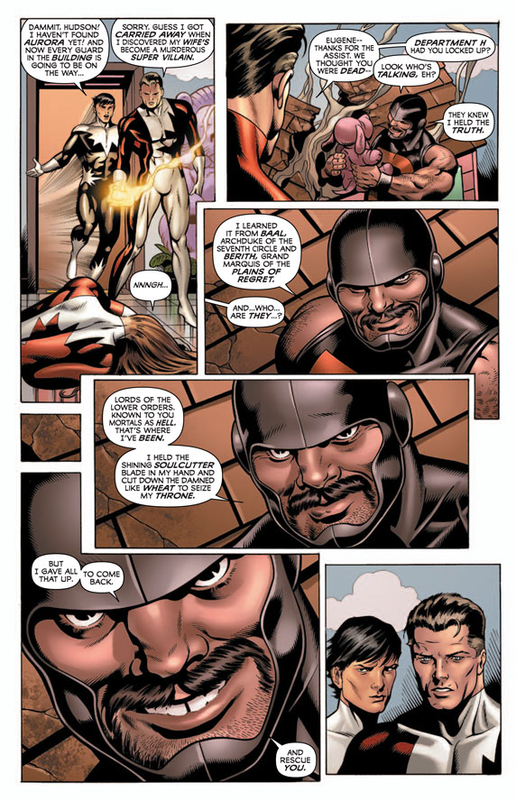 AlphaFlight_2_Preview4 First Look at ALPHA FLIGHT #2, featuring the return of Puck