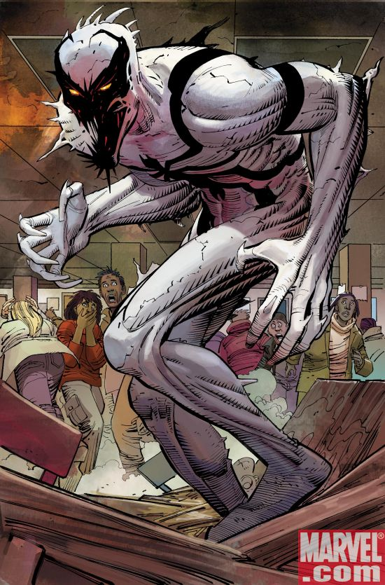 AmazingSpider-Man_569_SecondPrinting Amazing Spider-Man #569 Swings Back Onto Store Shelves