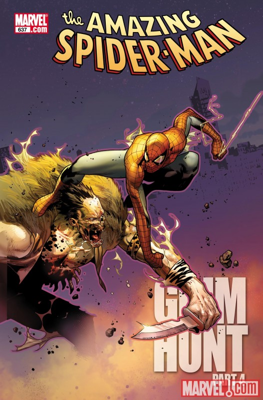 AmazingSpiderMan_637_Cover Discover the origin of the new Spider-Girl