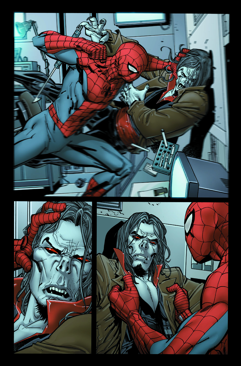 AmazingSpiderMan_688_Preview3 First Look at AMAZING SPIDER-MAN #688