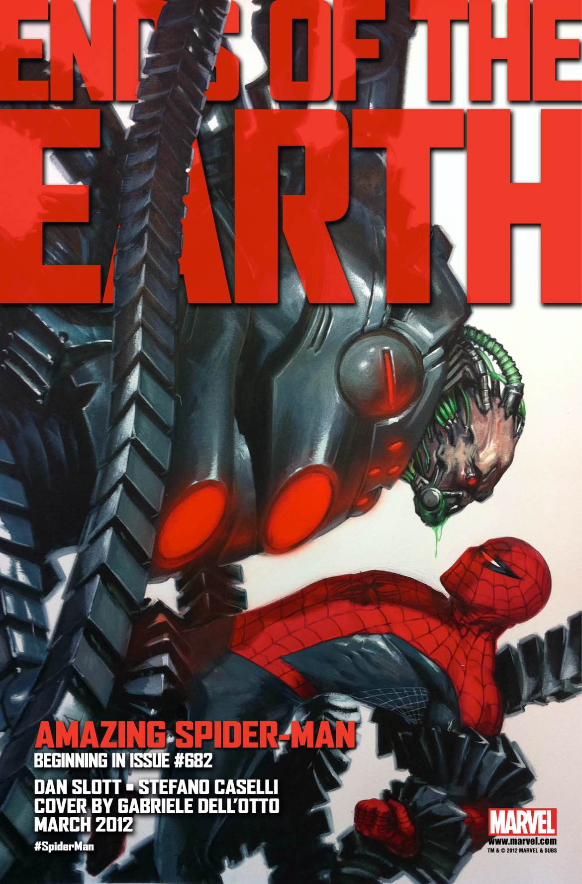 AmazingSpiderMan_EndsOfTheEarth_Teaser1 Mysterio takes Spider-Man to THE ENDS OF THE EARTH