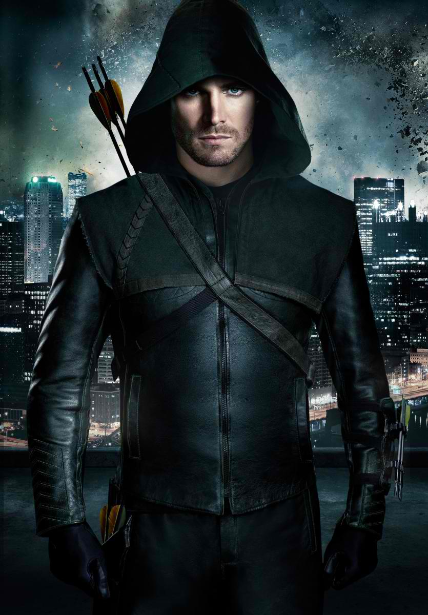 Arrow_Costume_Final_S Free ARROW #1 SPECIAL EDITION offered October 10