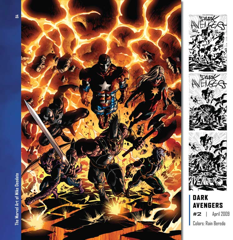 ArtOfMikeDeodato_Preview1 First Look At THE ART OF MIKE DEODATO HC