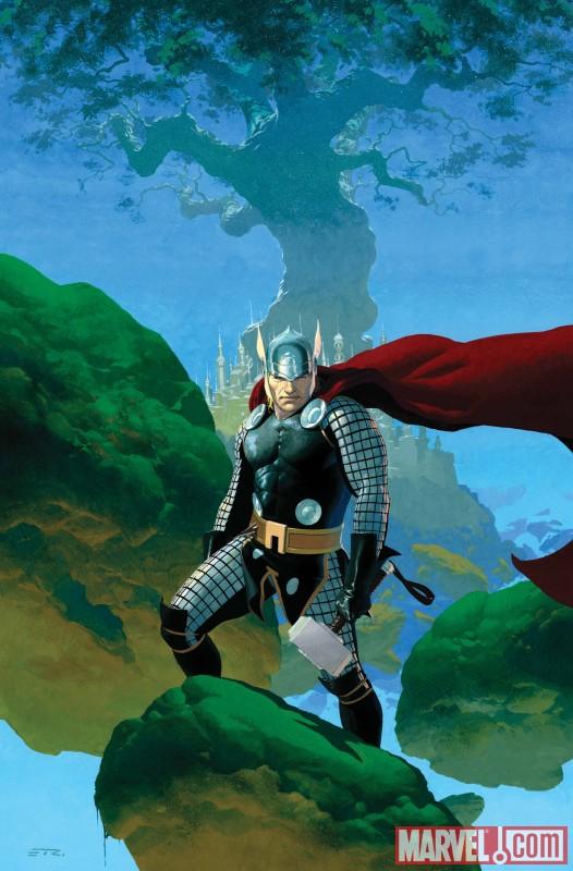 AstonishingThor_01_Cover Marvel Announces Rodi and Choi's ASTONISHING THOR
