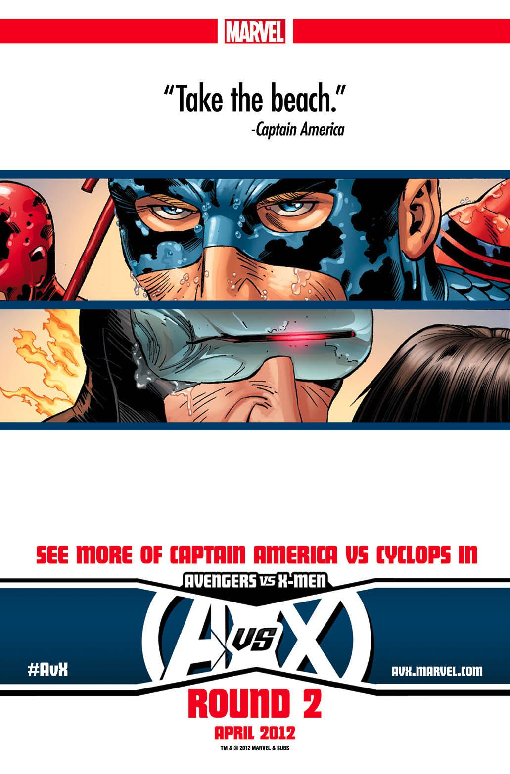 AvX2_Teasers3 Emma Frost gives Iron Man diamonds in AVENGERS VS X-MEN #2