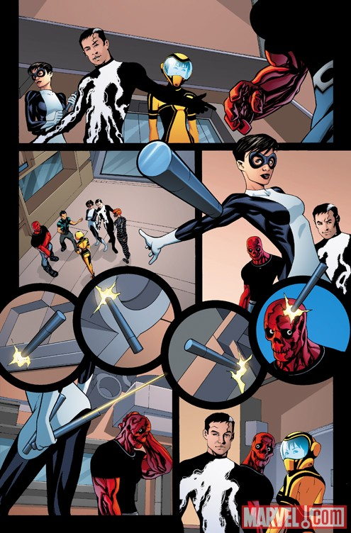 AvengersAcademy_01_preview5 First Look At AVENGERS ACADEMY #1