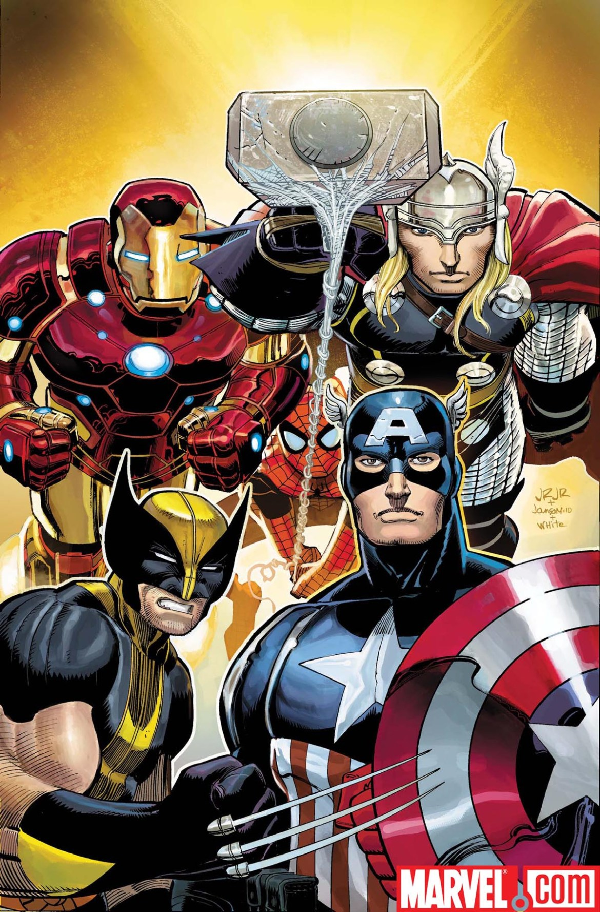 Avengers_01_Cover Celebrate the inaugural AVENGERS DAY at your local retailer