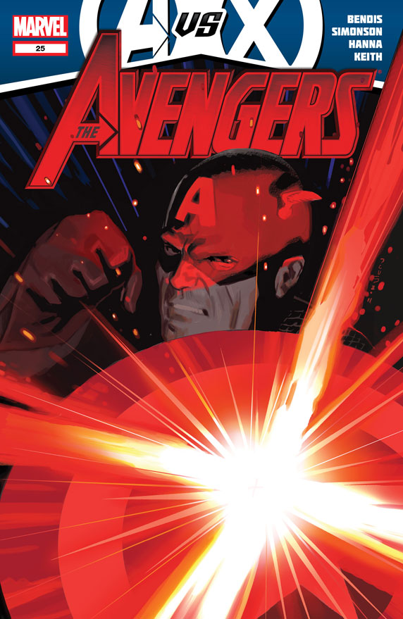 Avengers_25_Cover First Look at AVENGERS #25