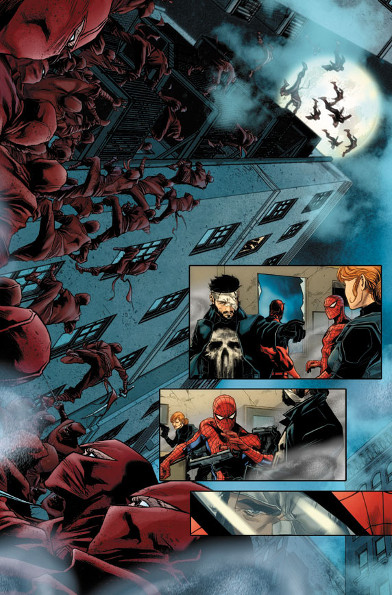 AvengingSpiderMan_6_Preview3 First Look at AVENGING SPIDER-MAN #6