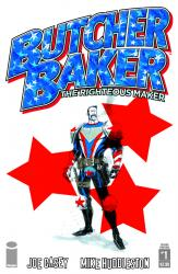 BB1cover_2ndPrinting First issue of BUTCHER BAKER THE RIGHTEOUS MAKER sells out
