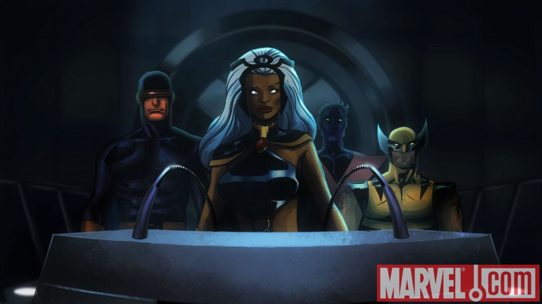 BlackPanther_MKA_Preview2 Marvel announces new BLACK PANTHER animated series