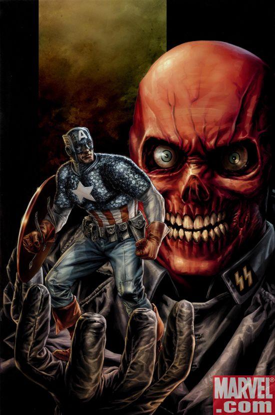 CAP45Villain Captain America, Daredevil, Nova Bring On The Bad Guys