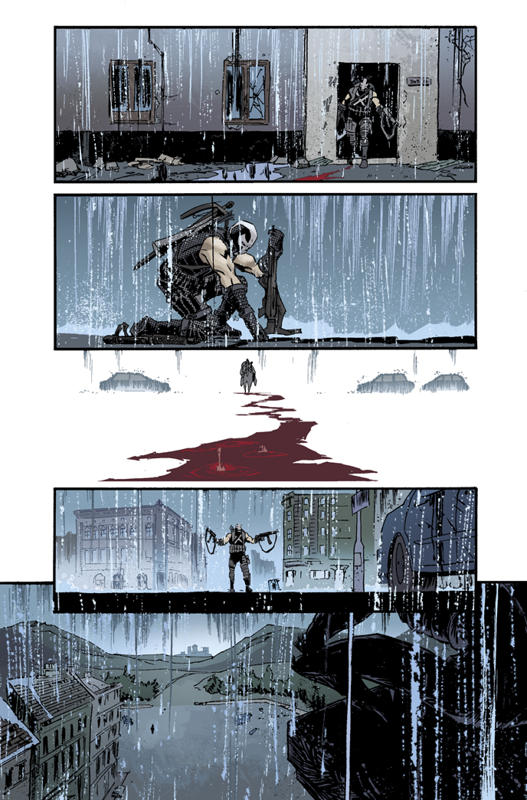 CAPANDCROSS_Preview5 First Look at CAPTAIN AMERICA AND CROSSBONES #1