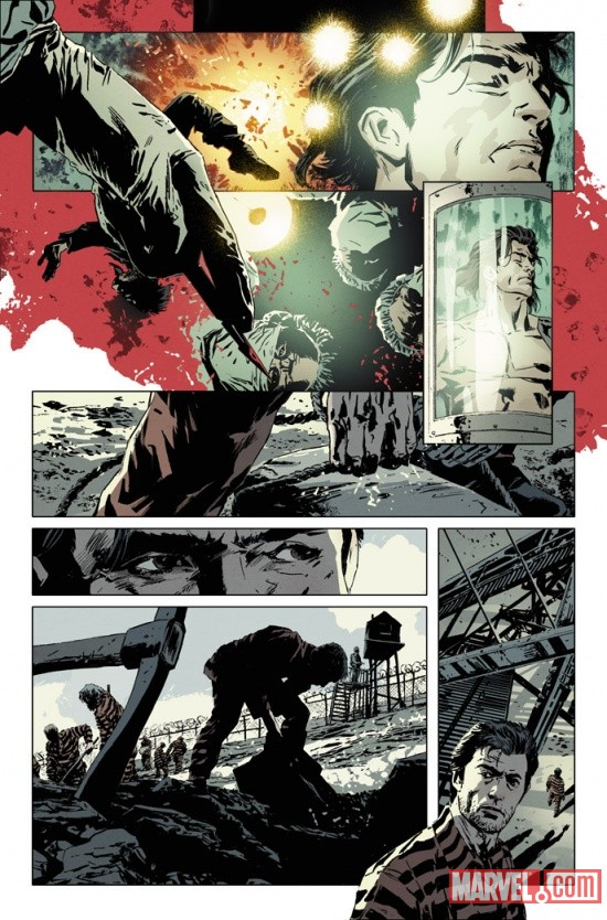 CAPTAINAMERICA_617_Preview1 First Look At CAPTAIN AMERICA #617