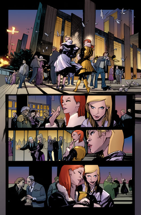 CAPTAINAMERICA_THESECRETAVENGERS_1_Preview2 First Look at CAPTAIN AMERICA AND THE SECRET AVENGERS #1