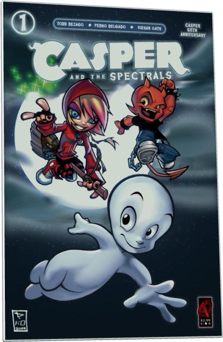 CASPER_1 Ardden Entertainment Announces CASPER AND THE SPECTRALS