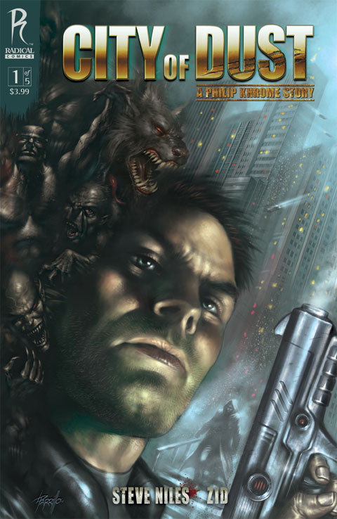 COD1_Lucio-Parrillo_CoverA City Of Dust #1 To Feature Five Covers