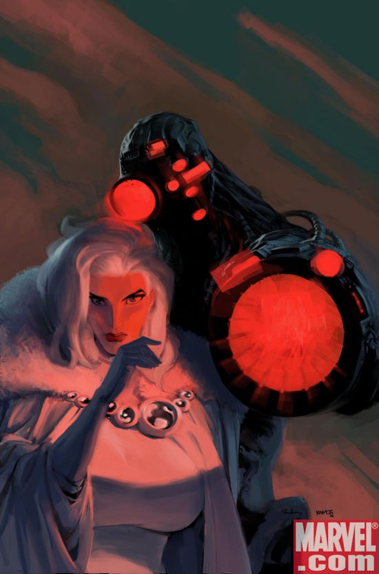 CaptainBritainMI13_08_VillainVariant Captain Britain, Ghost Rider Get Bad Guy Variant Covers