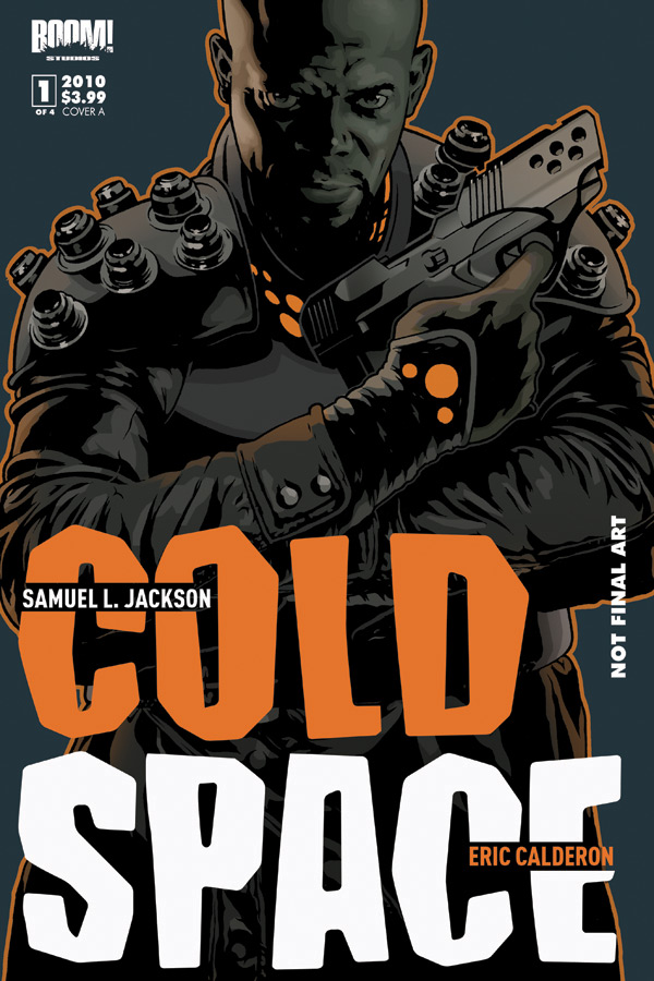 ColdSpace_01_cvrB BOOM! Studios and Samuel L. Jackson bring you Cold Space