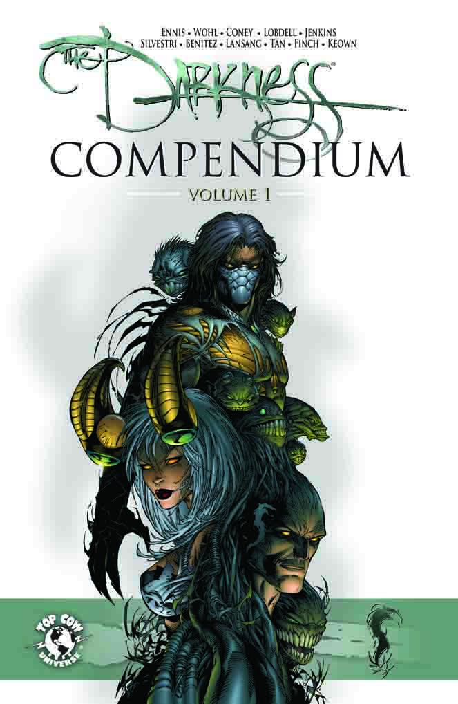 DKCOMPD01_2ndPRINT_COV Witchblade Vol 1 And The Darkness Vol 1 Compendiums Are Back