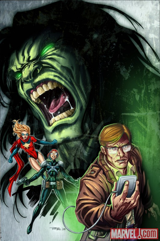 DRLISTHULK_2nd Dark Reign The List Hulk sells out, returns with new printing