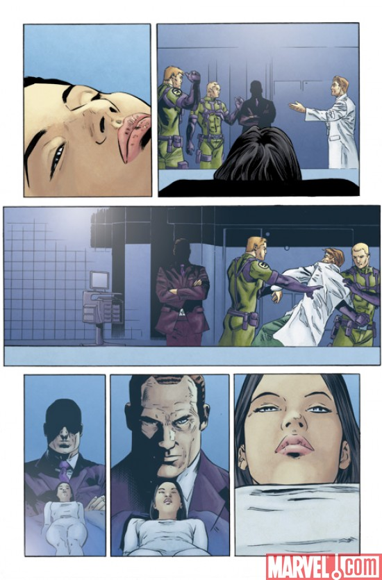 DR_Elektra_01_Preview5 Dark Reign Elektra #1 Preview