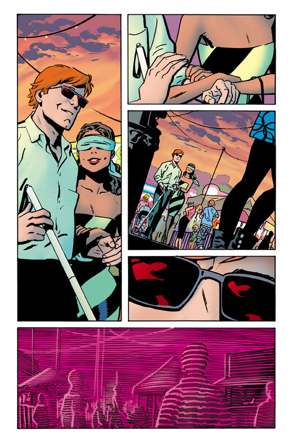 Daredevil_12_Preview2 First look at Waid and Samnee's DAREDEVIL #12