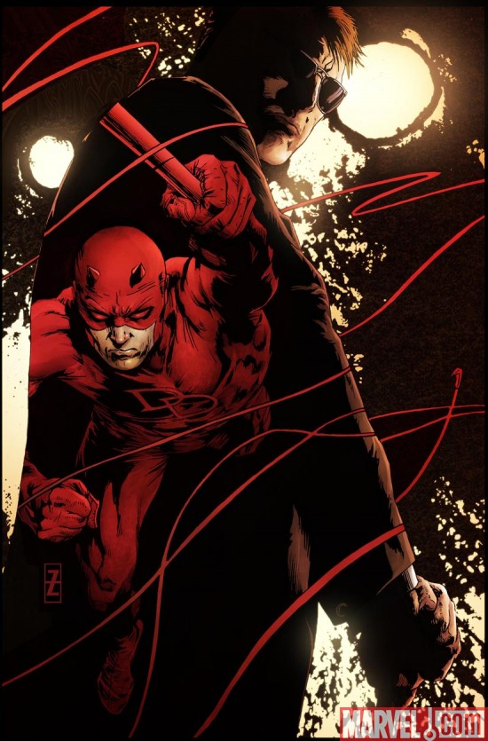 Daredevil_500_SecondPrintingVariant Daredevil #500 Sells Out and Returns With New Printing