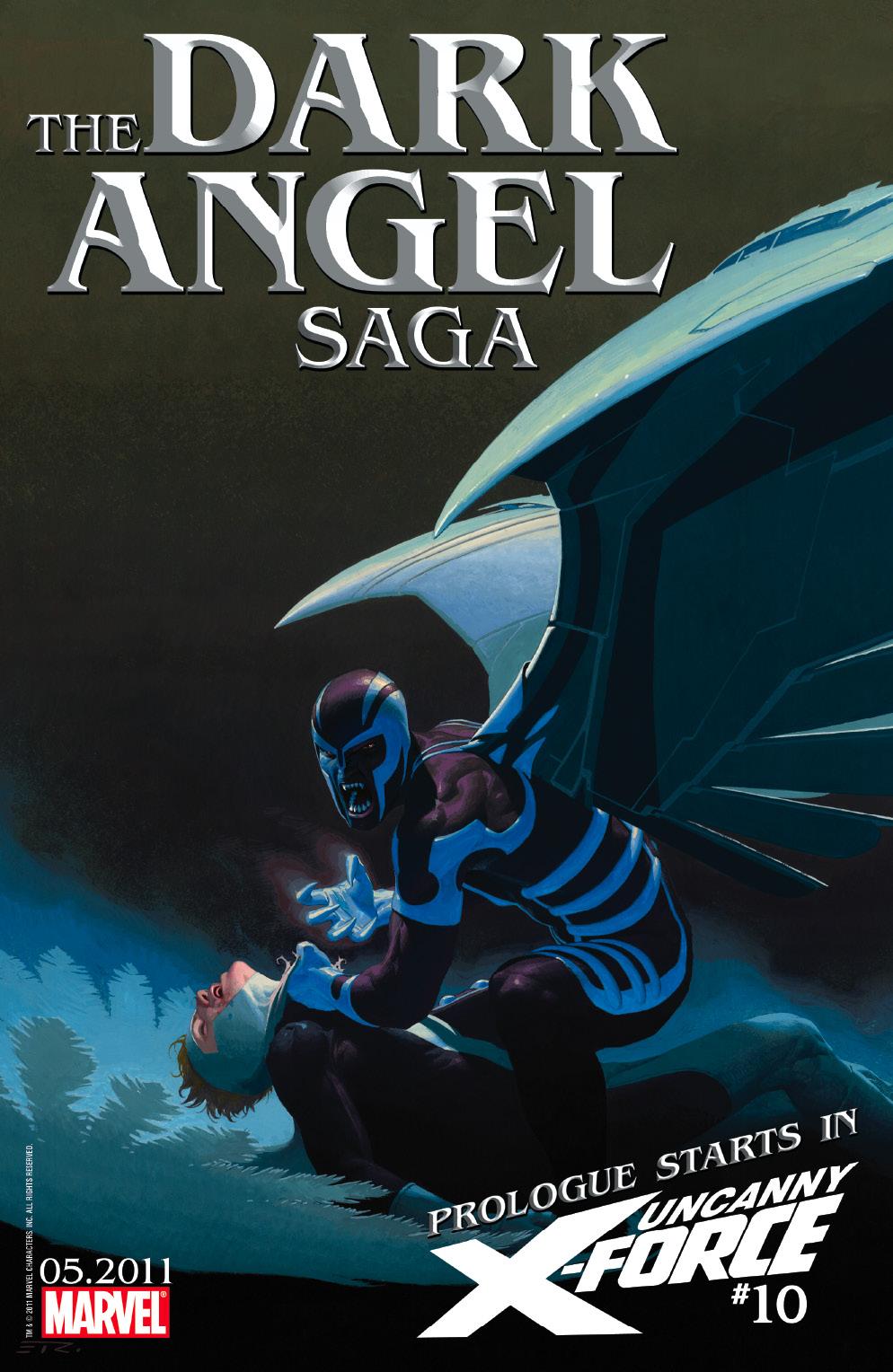 DarkAngelSaga The Dark Angel Saga Begins at C2E2 2011