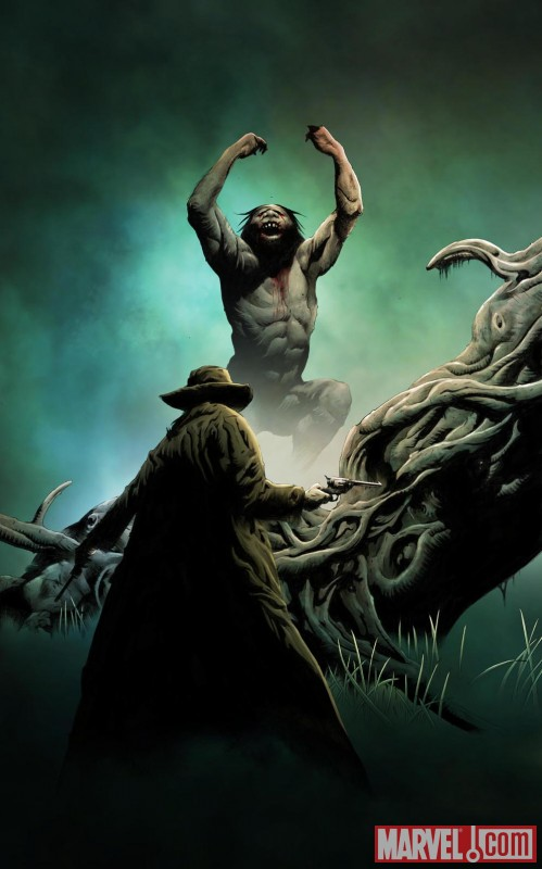 DarkTowerTheGunslinger Marvel Comics and Stephen King Announce New Dark Tower Series