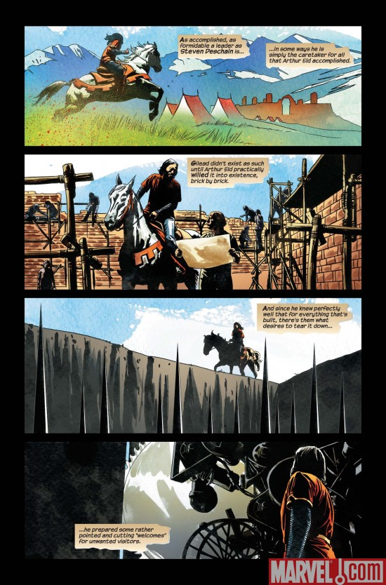 DarkTower_TheFallofGilead_05_Preview2 Preview of Dark Tower The Fall of Gilead #5