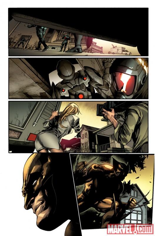 DarkWolverine_80_Preview2 Preview Daken's Revenge and Dark Wolverine issue 80