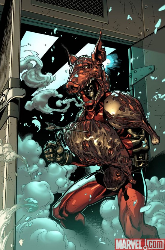 Deadpool_11_SecondPrintingVariant Deadpool #11 Sells Out, Returns with Second Printing