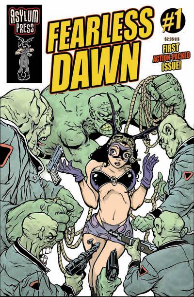 FD_COV_400 Steve Mannion's Fearless Dawn Launches At Asylum