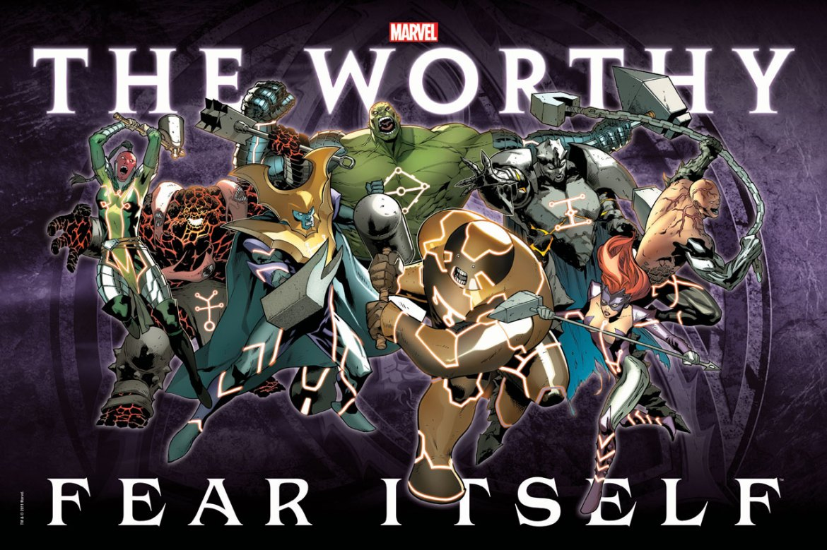FEARITSELF_THEWORTHY FEAR ITSELF: Can The Mighty stop The Worthy?