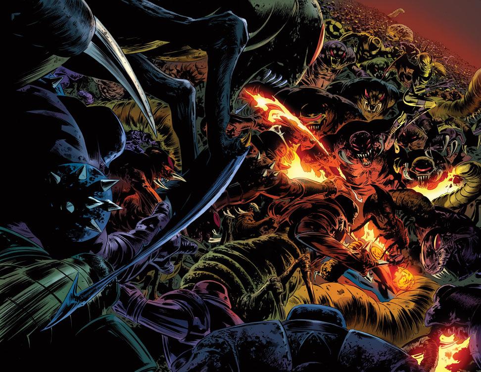FF587_Preview2 SPOILER ALERT: Marvel reveals who dies in FANTASTIC FOUR #587