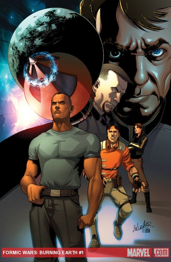 FORMICWAR_1_COVER Marvel and ComicsPRO announce early launch Of FORMIC WARS: BURNING EARTH